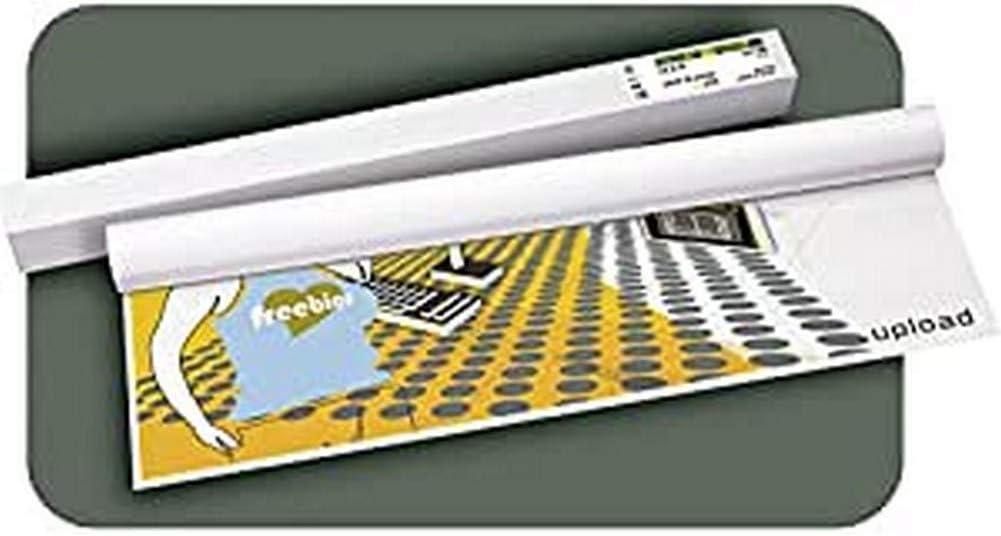 Fabrisa 7910509 - Rollo de papel para plóter, 90 g, 914 mm x 50 m: Amazon.es: Oficina y papelería