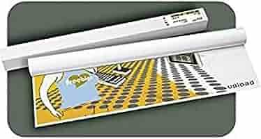 Fabrisa 7610508 - Rollo de papel para plóter, 80 g, 610 mm x 50 m ...