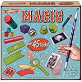 45 Tricks Magic Set *Childrens Magicians Box* Creative Learning Children KIDS