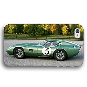 AC Ford Cobra Le Mans Classic Race Car Diy For Ipod mini Case Cover Slim Phone Case