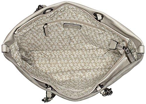 Gabor Ronda - Shoppers y bolsos de hombro Mujer Gris (Grau)
