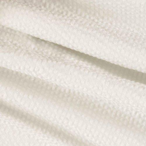 (Robert Kaufman Kaufman Classic Seersucker Stripe White Fabric By The Yard)