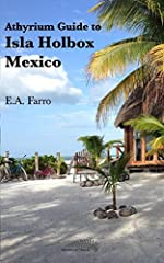 Find out what to do and where to eat on this vibrant tropical island in the Yucatan Peninsula of Mexico. E.A. Farro, writer and scientist, travels with her family, but also spends time with young backpackers and older tourists from all over t...