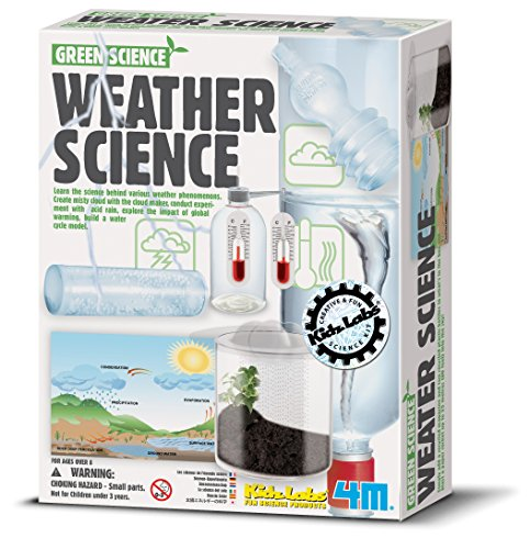 4M Weather Station Kit (Green Science Soda)