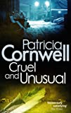 Front cover for the book Cruel and Unusual by Patricia Cornwell