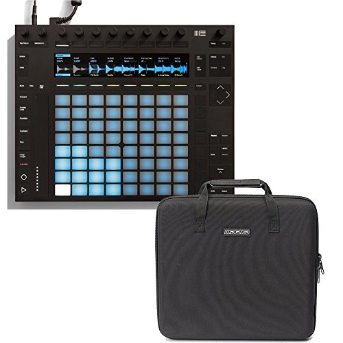 Ableton Push 2 Live 9.5 Controller with Magma MGA47991 CTRL Case by Ableton