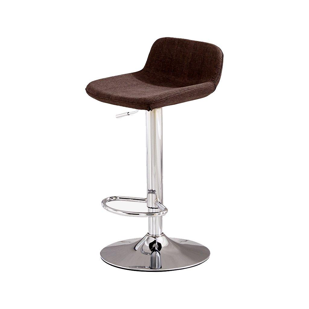 Guo shop- La surface de siège de tabouret de bar de tabouret d'art - taille de dossier de chaise de barre a ajust