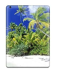 Margaret Dayton's Shop New Style 3529322K61647446 Palm Beach Solomon Islands Durable Ipad Air Tpu Flexible Soft Case