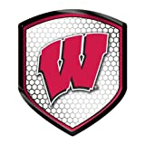 Team ProMark NCAA Wisconsin Badgers Reflector Decal