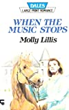 When the Music Stops, Lillis, Molly, 1853891312