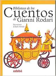 (pack 6) biblioteca de los cuentos de gianni rodari
