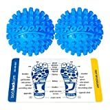 Body Back Company's Footstar 2-pack - Pain and Spasm Reliever - Plantar Fasciitis Treatment