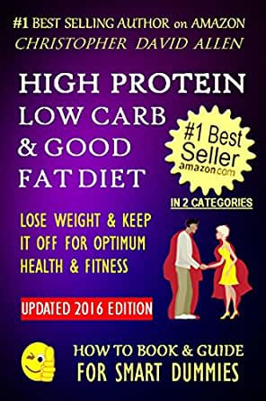 best low fat low carb high protein diet