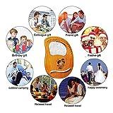 Lyre Harp 19 Strings, Lyre Harp Solid Wood