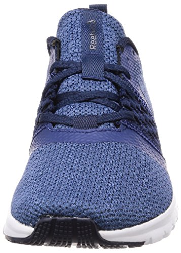 De Rush collegiate 000 washed Running Trail Azul Blue Para Lite Navy Print acid Reebok Zapatillas wh Hombre Blue BqI114