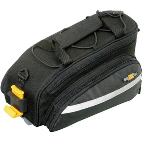 Topeak RX TrunkBag EX Gepäckträger Tasche Rennrad Fitnessrad Fahrrad 3 L QuickClick Schultergurt, 15002041
