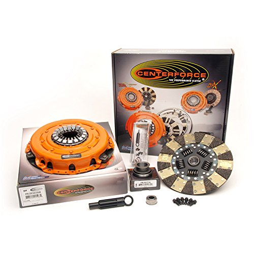 Centerforce KDF214814 Dual Friction Full Clutch Kit