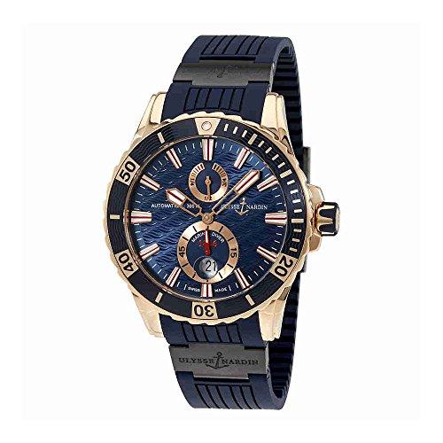 Ulysse Nardin Maxi Marine Diver Automatic Mens Watch 266-10-3C-93