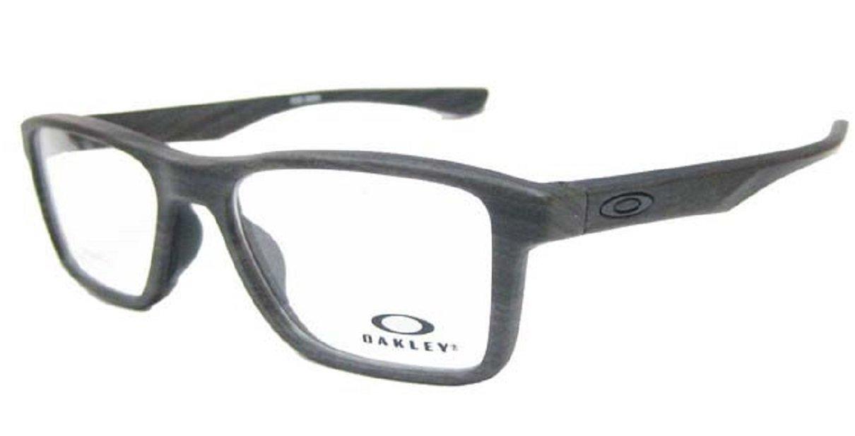 OAKLEY オークリー メガネ フレーム FIN BOX フィンボックス OX8108-0351 アジアンフィット マットウッドグレイン(木目)   B06ZYL5F89