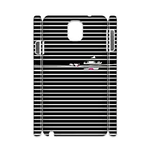GTROCG Peep And Eyes Phone 3D Case For Samsung Galaxy note 3 N9000 [Pattern-2]