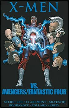 X-Men Vs. Avengers/Fantastic Four by Tom Defalco, Marc Silvestri Roger Stern (11-May-2011)
