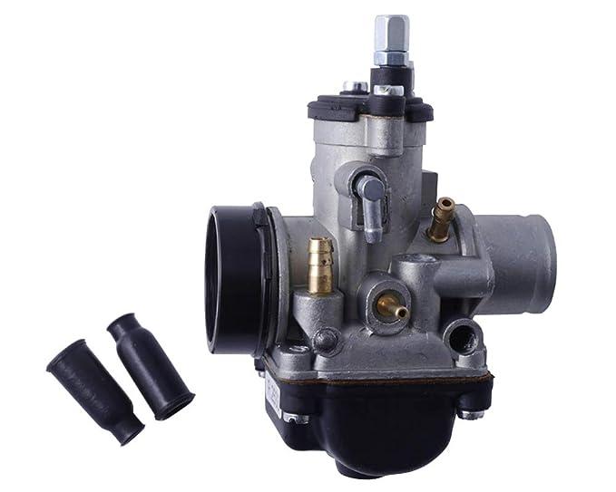 Vergaser 2EXTREME 17,5mm SPORT manueller CHOKE MBK Nitro 50 Bj. 1999-2003