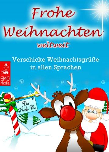 Frohe Weihnachtsgrüße.Amazon Com Frohe Weihnachten Weltweit Verschicke Weihnachtsgrüße