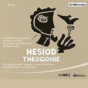 Die Theogonie des Hesiod Hörspiel