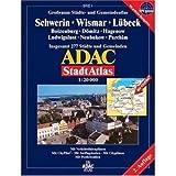ADAC Stadtatlas Schwerin, Wismar, Lübeck