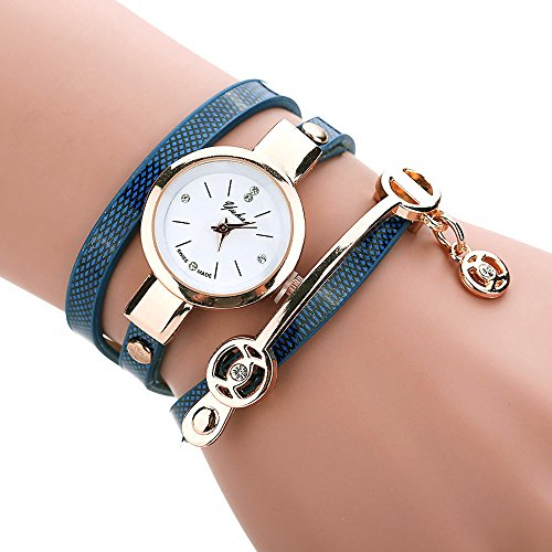 Fantastc 2016 relogio masculino Leather Strap Bracelet watch women Watches Ladies Quartz Wristwatch Relogio free shipping.