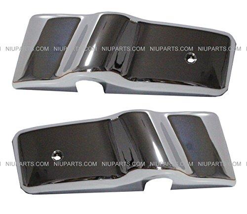 Freightliner Century & Columbia Mirror Bracket Plastic chrome Pair