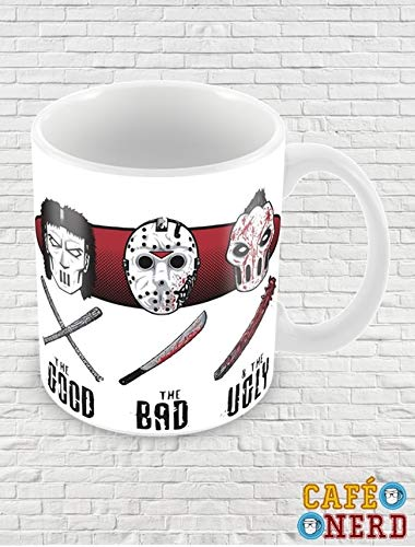 CANECA TERROR - THE GOOD, THE BAD AND THE UGLY