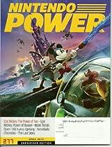 Nintendo Power Magazine (April 2012,Kid Icarus Card, # 277)
