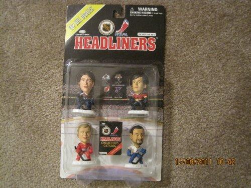 Headliners Top NHL Goalies Figures