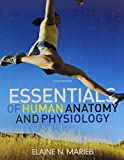 img - for Anatomy and Physiology Coloring Workbook: A Complete Study Guide, Essentials of Human Anatomy & Physiology Plus MasteringA&P with eText Package, and Brief Atlas book / textbook / text book