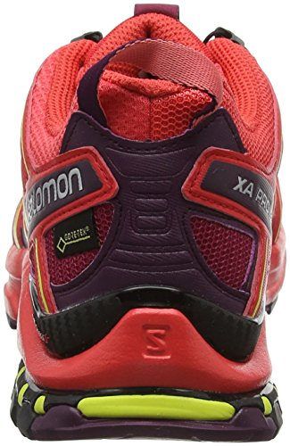 Pro Potent Orange 3D W GTX Xa Damen Salomon Purple Hibiscus Traillaufschuhe Pz7En