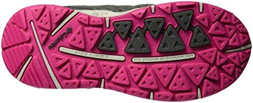 ColumbiaYouth Drainmaker Iii - Sandalias Atléticas adultos unisex Gris (Dark Grey/ultra Pink 089)