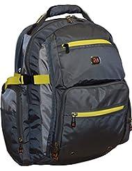 SwissGear Breaker Laptop Backpack With 16 Laptop Pocket & 10 Tablet Pocket-Grey