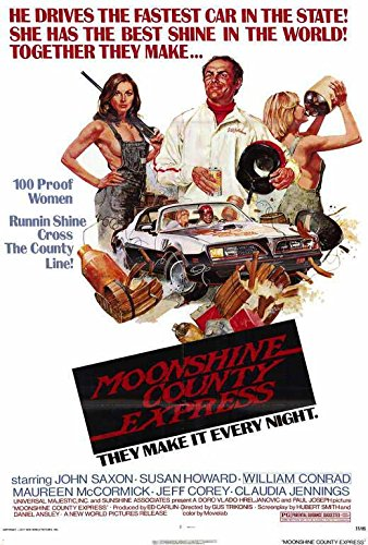 Moonshine County Express POSTER (27