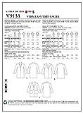 VOGUE PATTERNS V9133 Misses' Jacket Sewing
