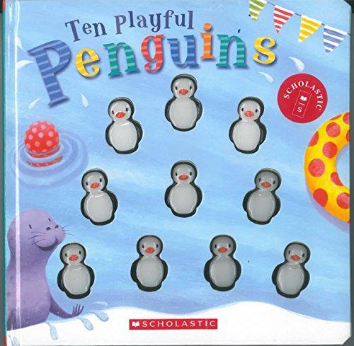 - Ten Playful Penguins