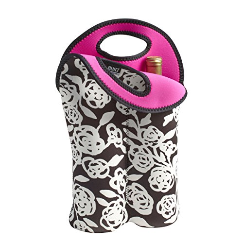 NY 2 Bottle Neoprene Bottle Garden