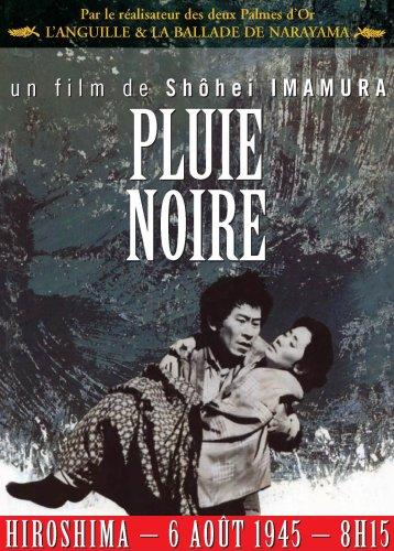 Black Rain ( Pluie Noire ) ( Kuroi Ame ) [ NON-USA FORMAT, PAL, Reg.2 Import - France ]