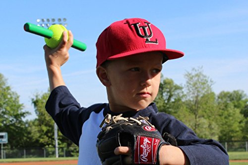 Baseball Training Aids - Throw It Right Baseball Model Training Aid