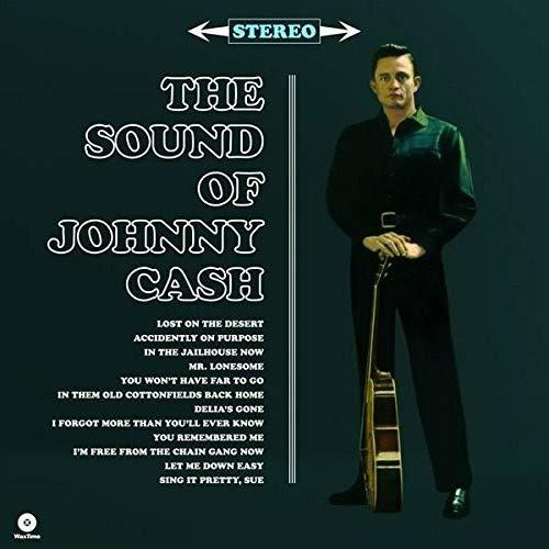 The Sound Of Johnny Cash + 2 Bonus Tracks