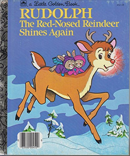 Rudolph the Red-Nosed Reindeer Shines Again: 452-08