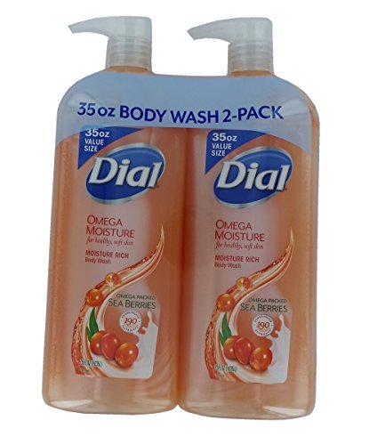 dial body wash omega moisture - 2
