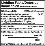 AmazonBasics 35W LED Barn Light, Dusk to Dawn with