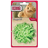 KONG Cat Moppy Ball Cat Toy (Colors vary)