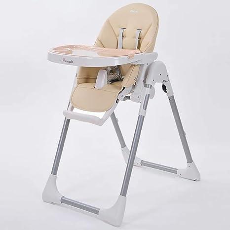 ZLMI Children's Dining Chair Multi Function Portable Folding